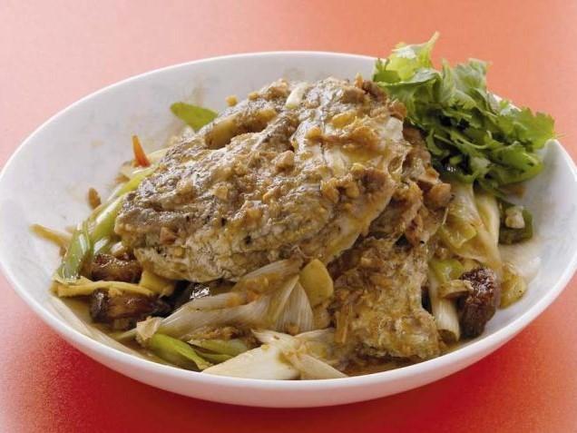 椒塩尤魚 イカの塩コショウ炒め 9(税込524)