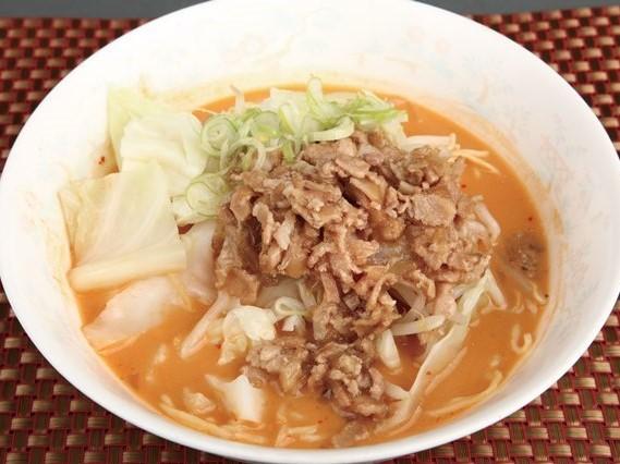 タンタン麺 ¥599(税込629)