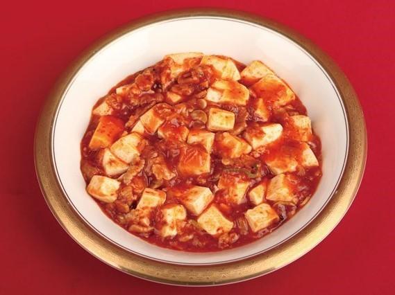 麻婆豆腐 マーボー豆腐 ¥299(税込314)