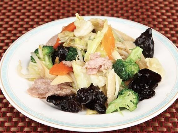 炒合菜 たっぷり野菜炒め ¥299(税込314)