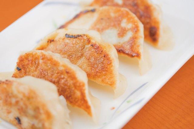 野菜餃子 焼き野菜餃子 ¥190(税込¥200)