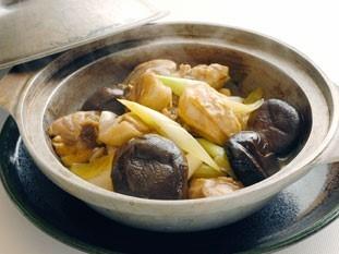 鳥とカエルの炒め鍋 1、890円